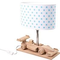 Kindertischlampe Rennwagen