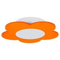 LED Deckenleuchte FIORE – orange
