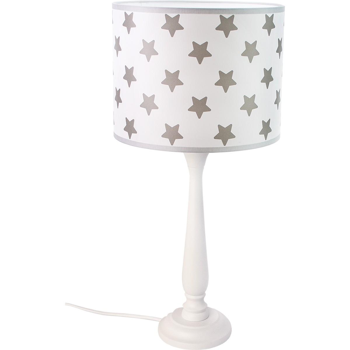 Tischlampe für Kinder  - BERTA (Sterne)